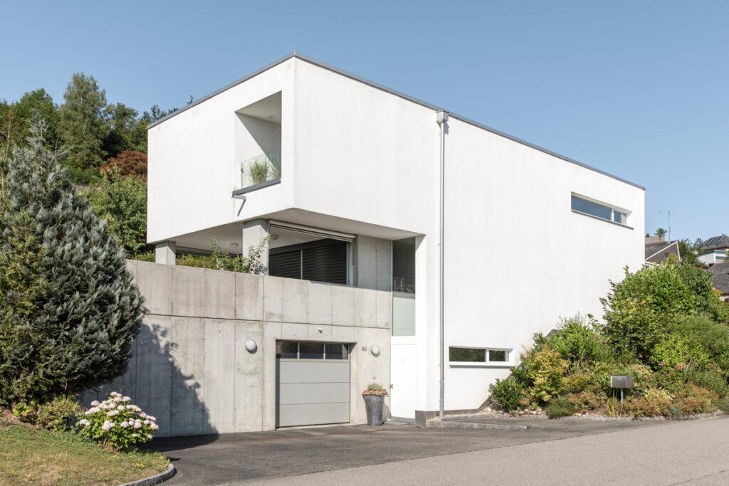 Neubau EFH Strengelbach