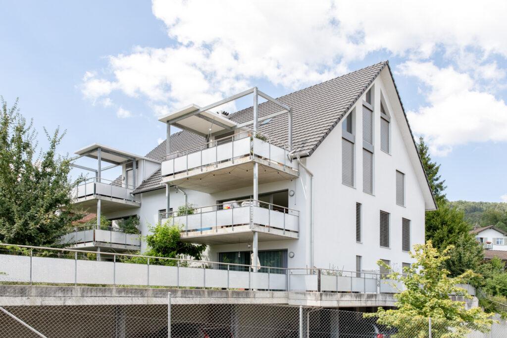 Neubau MFH Auenstein