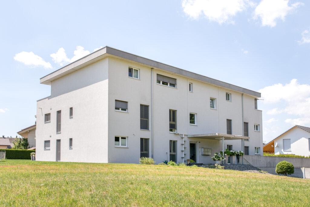 Neubau MFH Glashütten