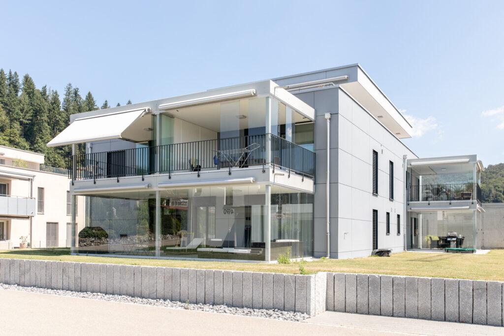Neubau MFH Kirchleerau