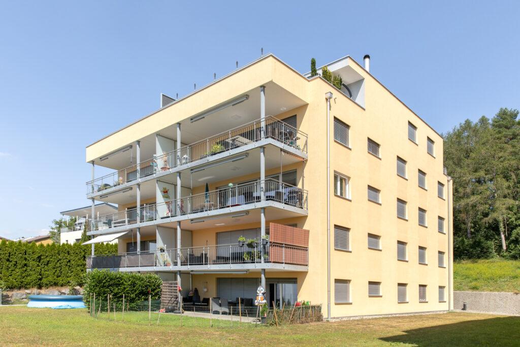 Neubau 2 MFH Meisterschwanden