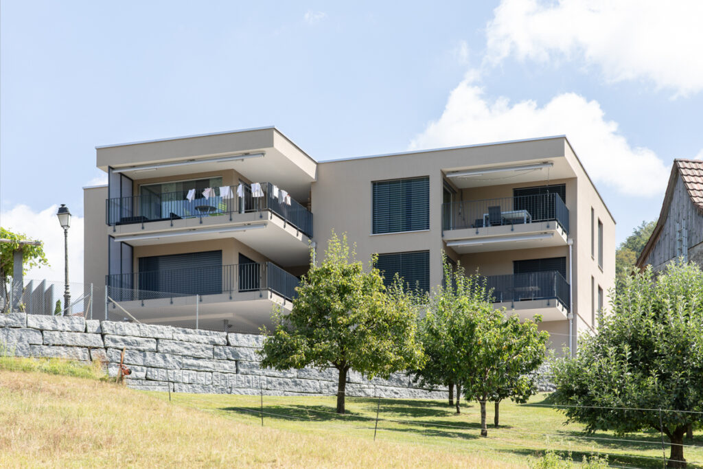 Neubau MFH Mooslerau