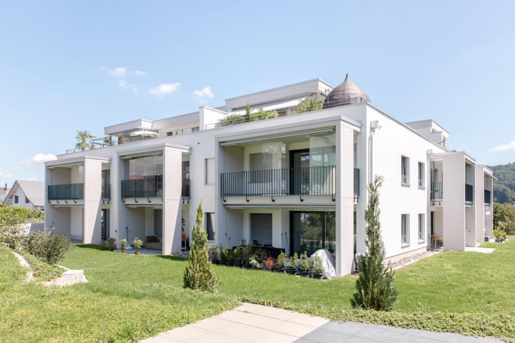 Neubau MFH Staffelbach