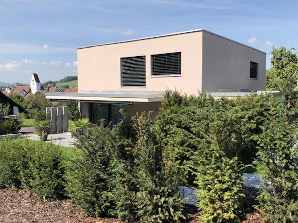 Neubau 3 EFH Hägglingen