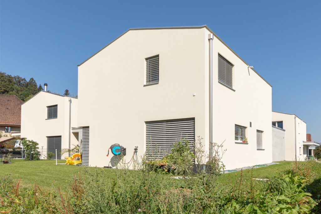 Neubau 5 EFH Staffelbach