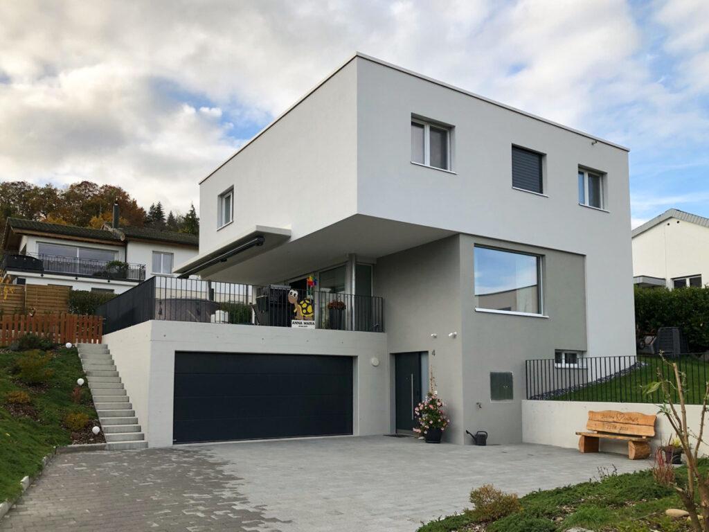 Neubau EFH Rietheim